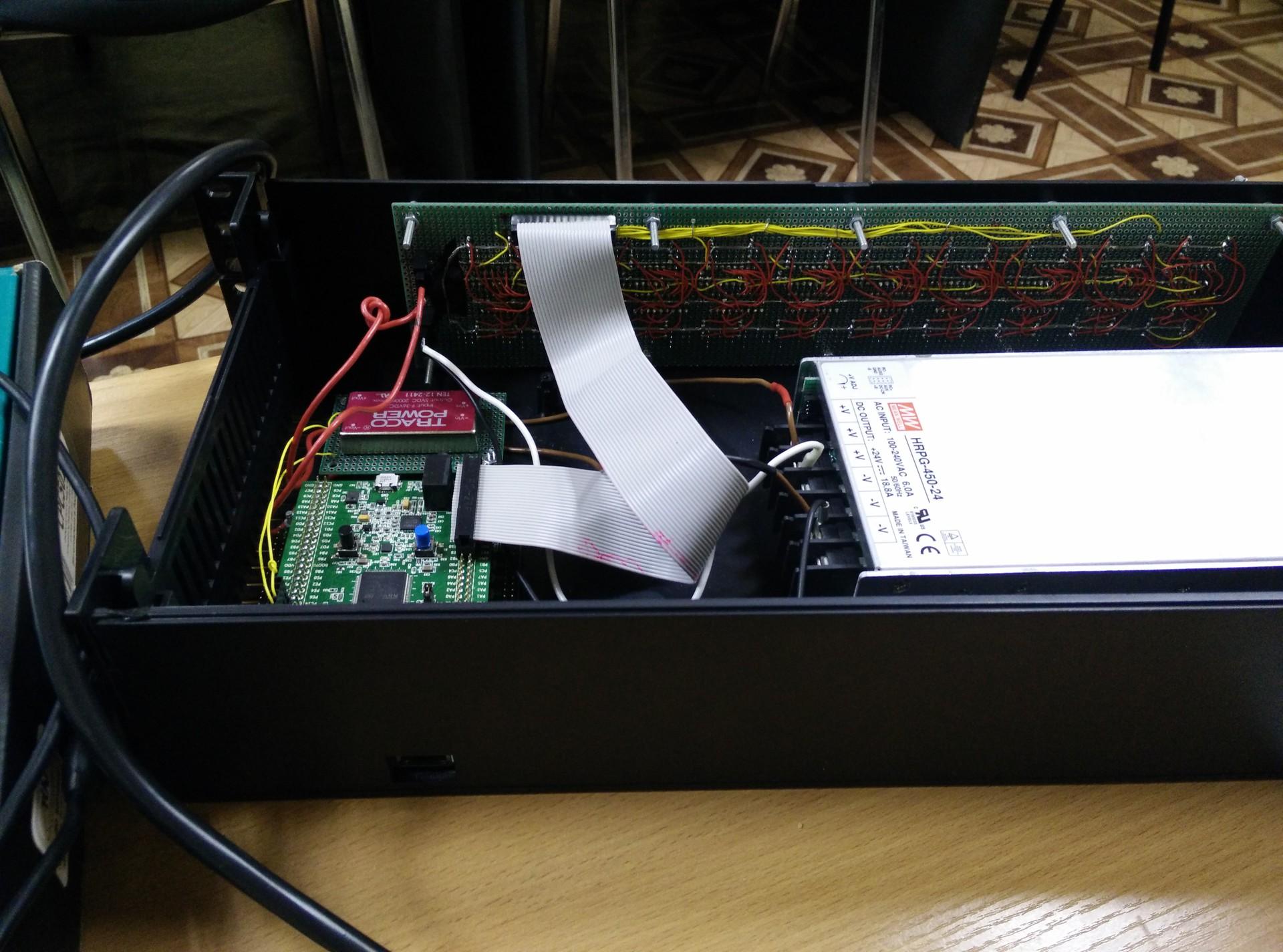 Как мы строили систему аварийной сигнализации дата-центра - 7