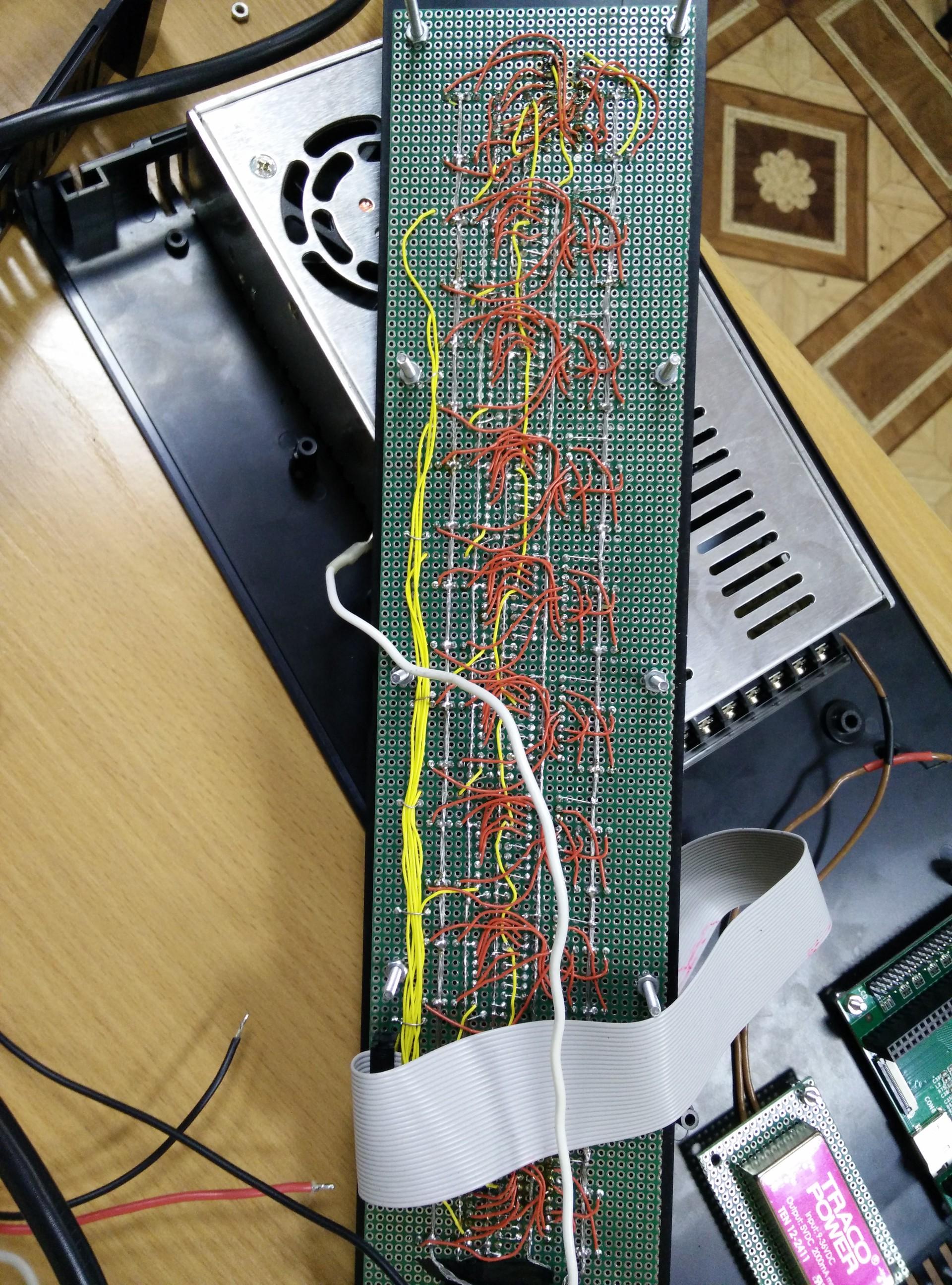 Как мы строили систему аварийной сигнализации дата-центра - 8