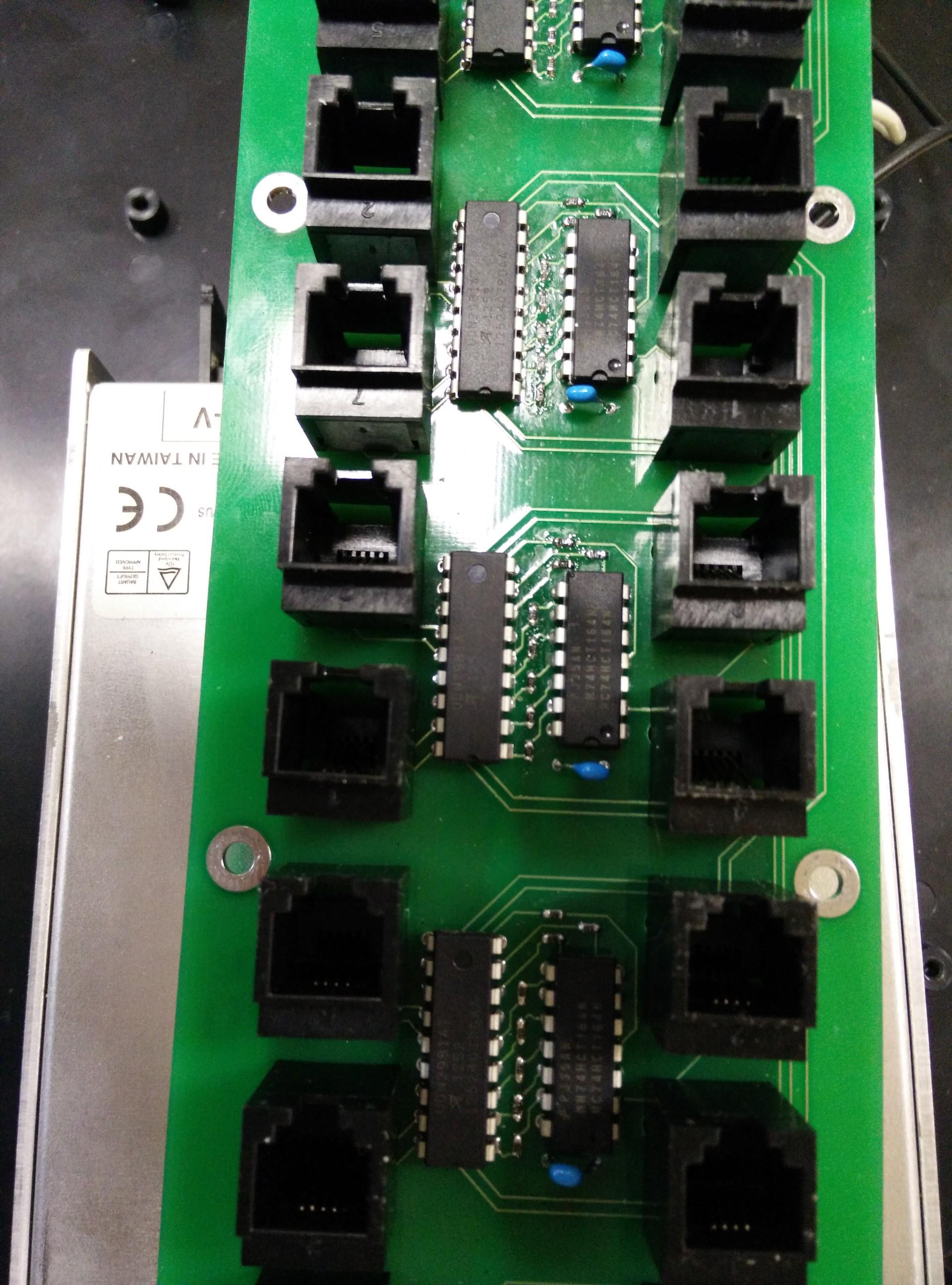 Как мы строили систему аварийной сигнализации дата-центра - 9