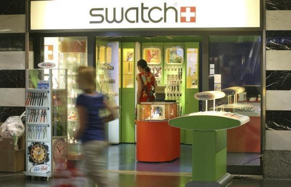 Какие-либо технические подробности об умных часах Swatch пока отсутствуют