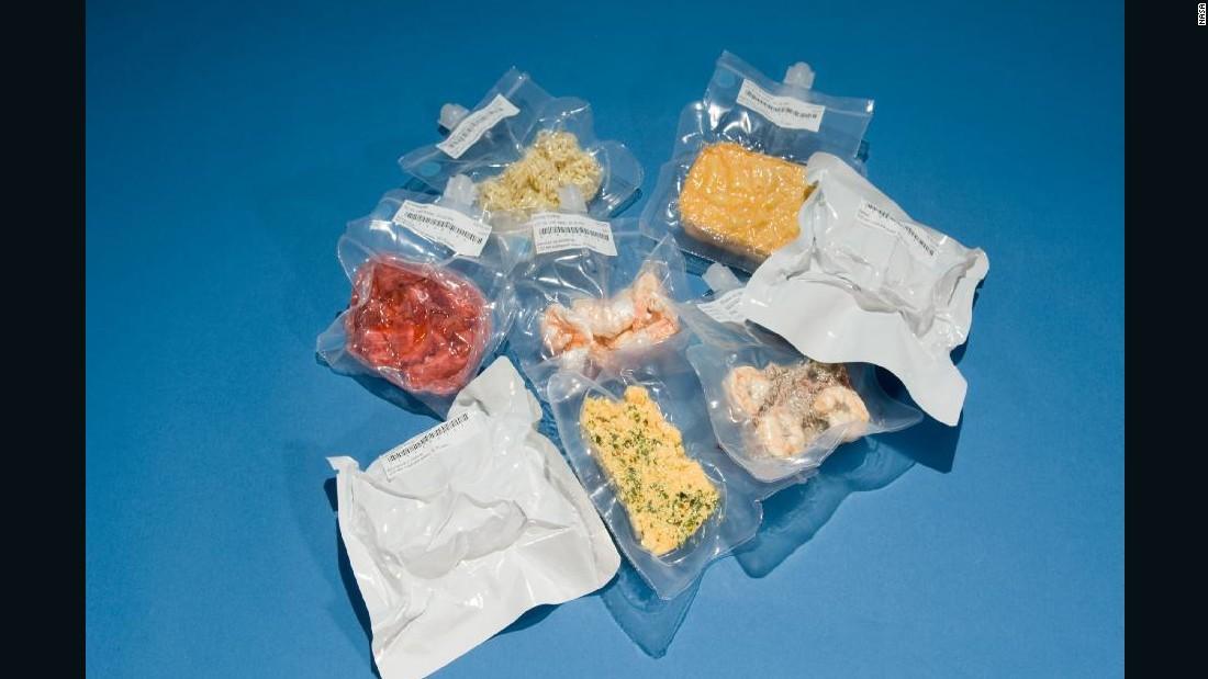 Космический обед: чем кормит НАСА - 10