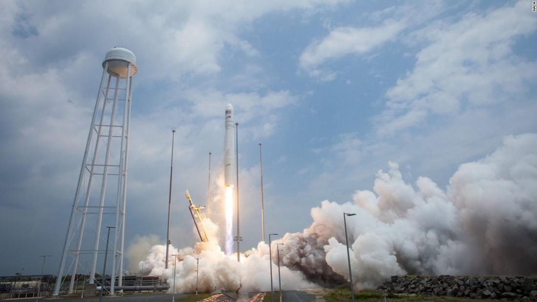 Космический обед: чем кормит НАСА - 11