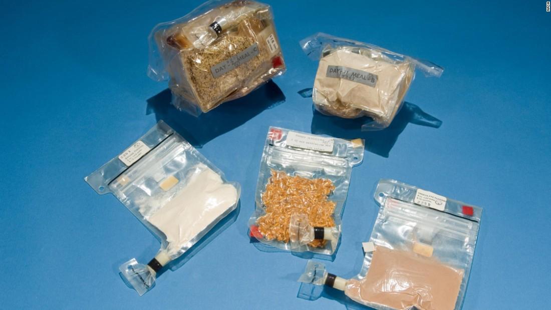 Космический обед: чем кормит НАСА - 5