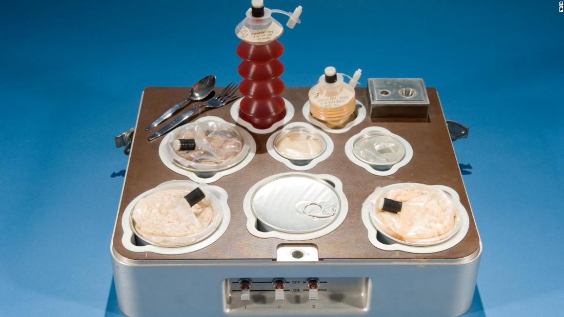 Космический обед: чем кормит НАСА - 6
