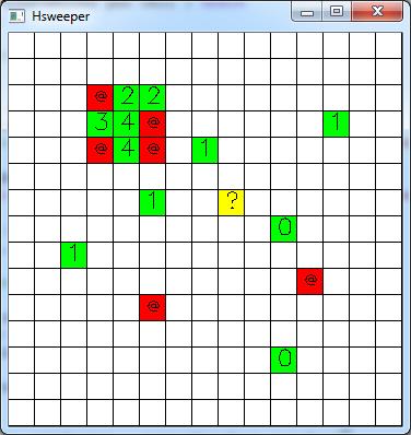 Мины в Haskell и Gloss: быстрое прототипирование интерактивной графики - 4