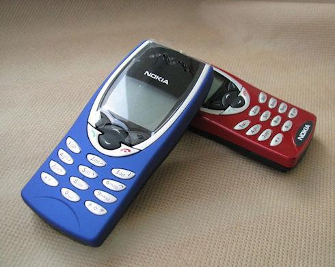 Преступники Великобритании переходят на Nokia