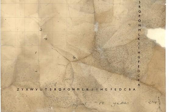 Страницы из блокнота Алана Тьюринга использовались для изоляции крыши - 5
