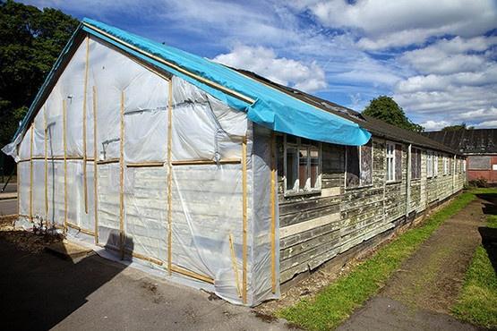 Страницы из блокнота Алана Тьюринга использовались для изоляции крыши - 9