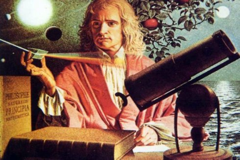 Ученые нашли тайные открытия Ньютона в архивах