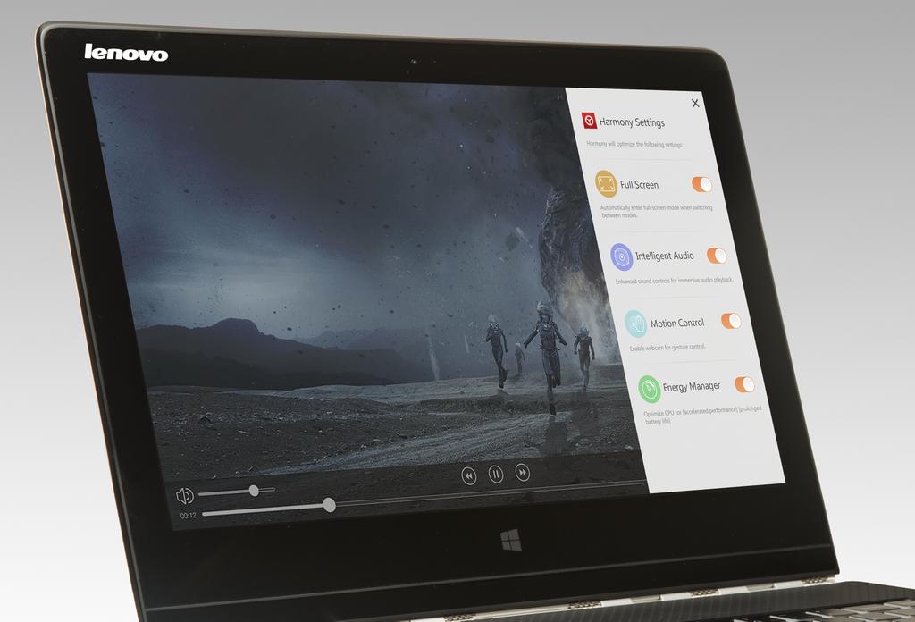 Ультрабук-трансформер Lenovo Yoga 3 Pro: Intel Core M в хорошем окружении - 17