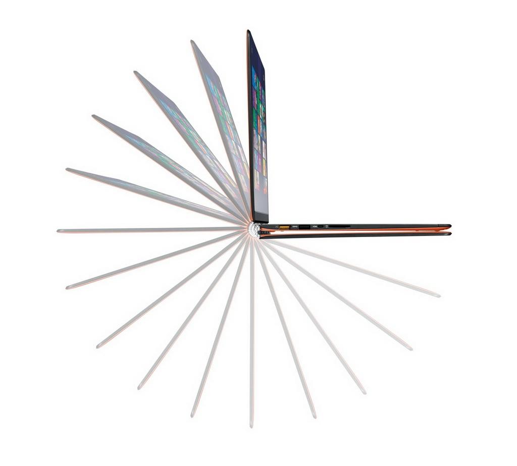 Ультрабук-трансформер Lenovo Yoga 3 Pro: Intel Core M в хорошем окружении - 6