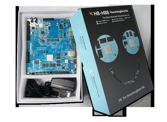 Восьмиядерная платформа Allwinner UltraOcta A80 стала основой платы для разработчиков Merrii Pro A80 - 3