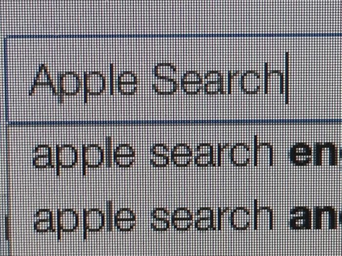 Возможно, Apple запустит поисковую систему - 1