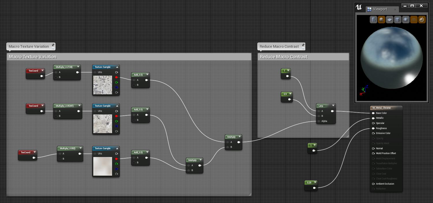Unreal Engine 4 для развития своих способностей - 2