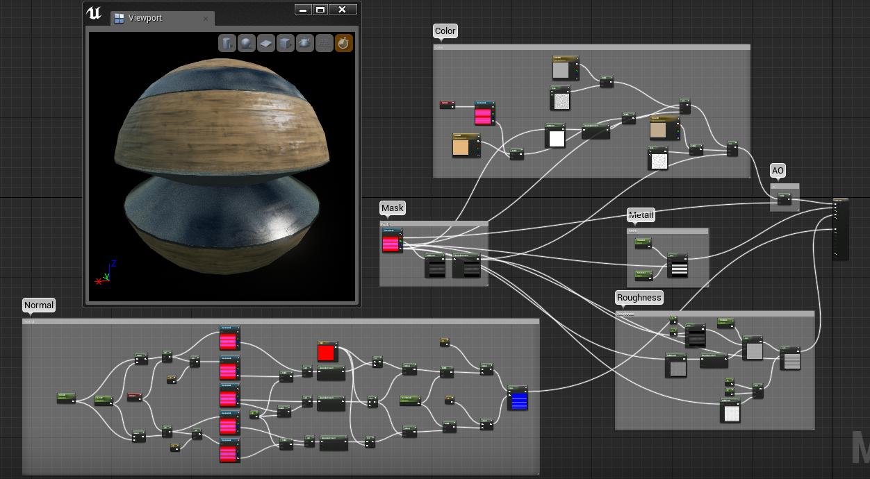 Unreal Engine 4 для развития своих способностей - 3