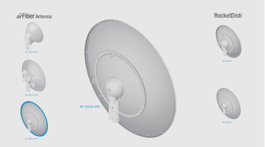 Лучше меньше, но лучше: airFiber 5X — новое поколение радиоканалов, или Луц* для Вашей радиомагистрали — теперь и в розницу! - 5