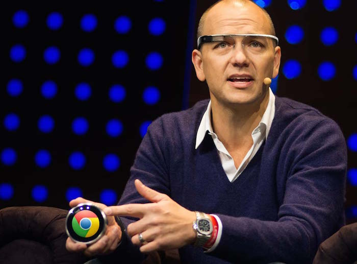 Новый руководитель Google Glass хочет начать проект с нуля - 1