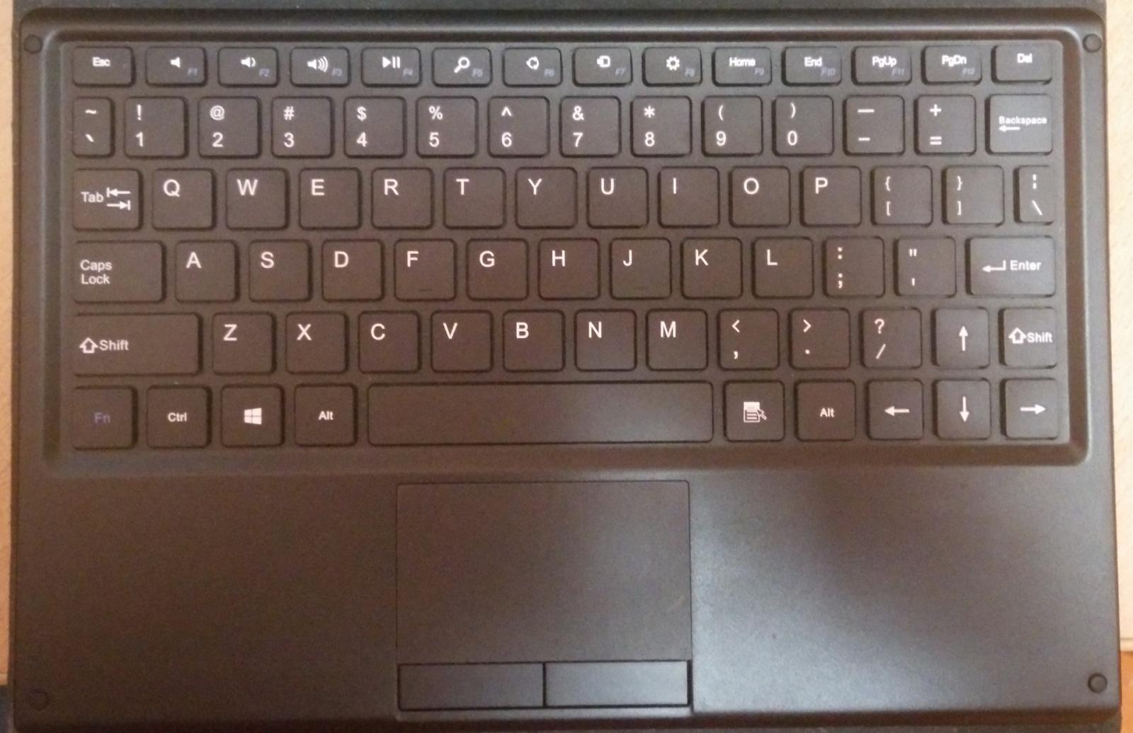 Обзор планшета на Windows 8.1 (Vido w11c) - 5