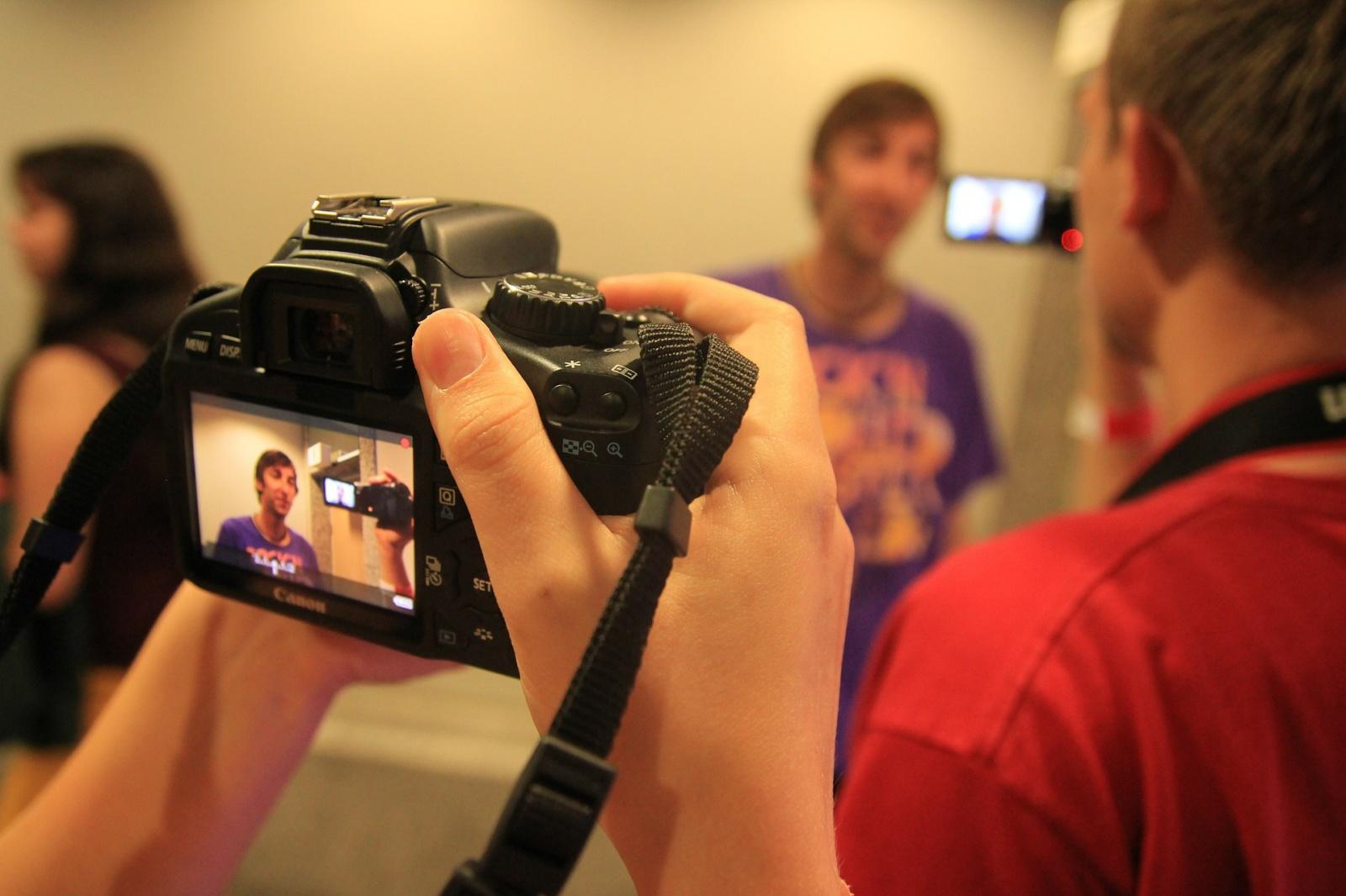 Снимаем корпоративное видео за копейки - 1