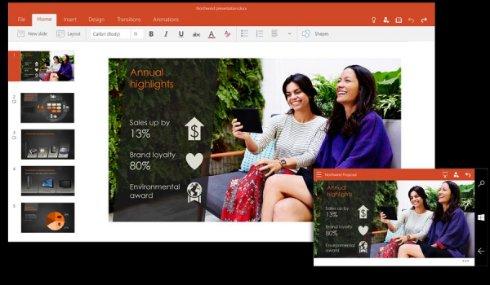 Бесплатный Офис: Как будет выглядеть Office для Windows 10