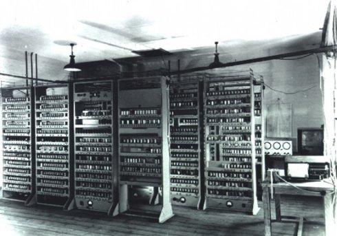Деталь первого компьютера с памятью обнаружили среди гаражного хлама