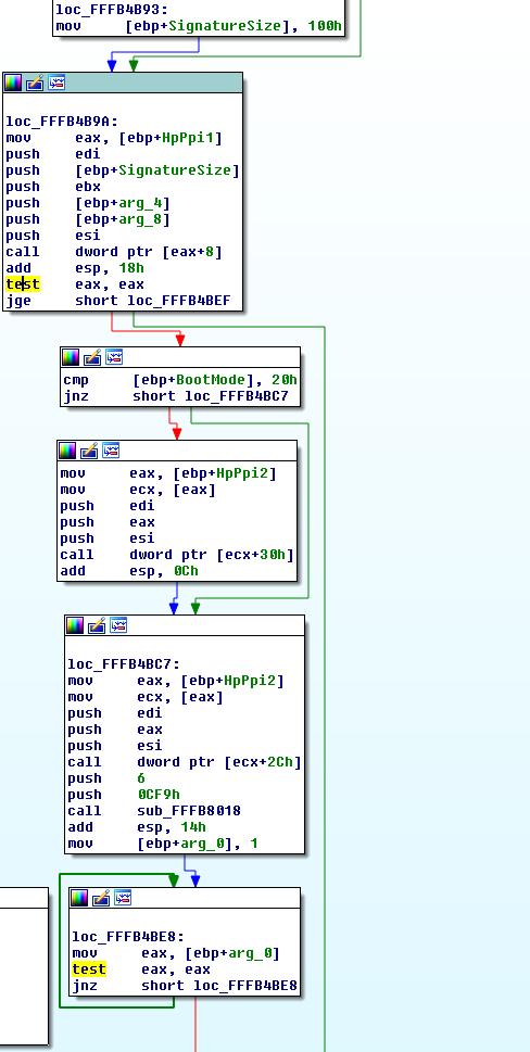 Еще немного реверс-инжиниринга UEFI PEI-модулей на другом полезном примере - 6
