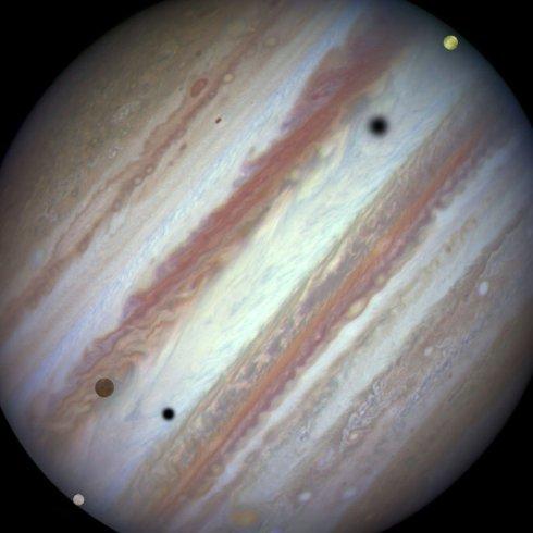 Хаббл заснял редчайшее космическое явление