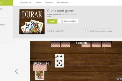 Карточная игра из Google Play заразила миллионы смартфонов