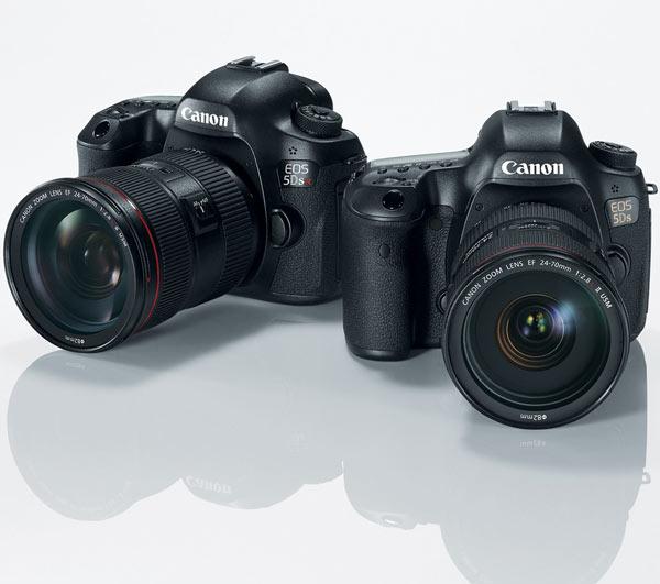 Разрешение полнокадровых камер Canon EOS 5DS и EOS 5DS R — 50,6 Мп