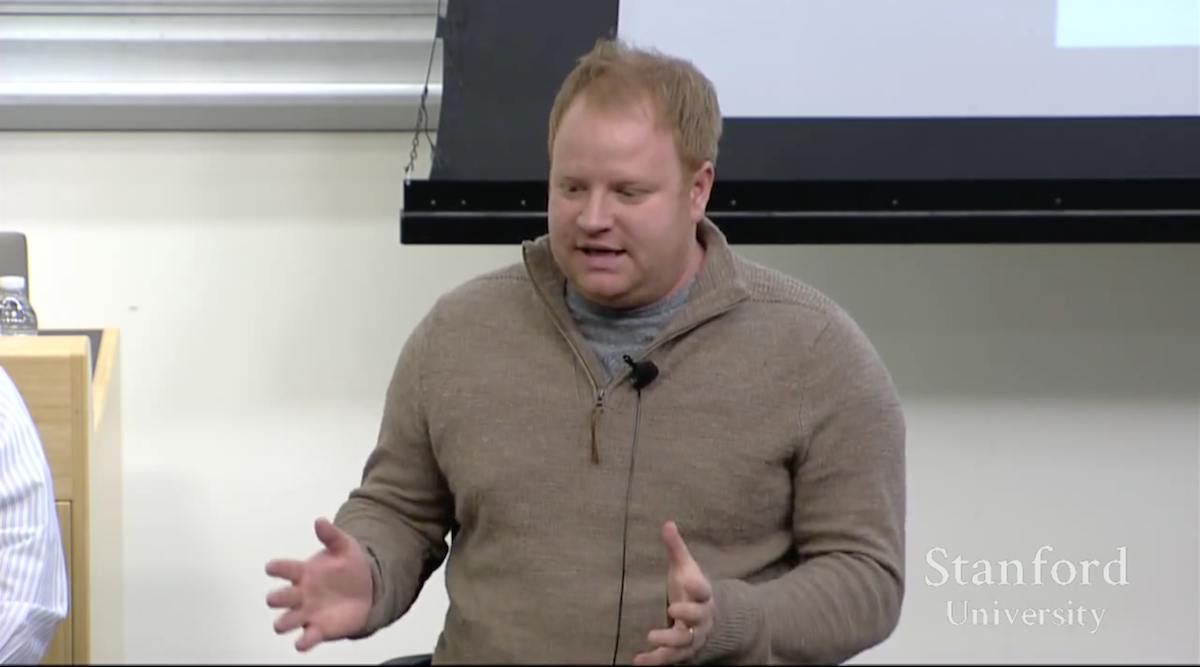 Стэнфордская стартап-школа [лекция 9]: Как привлечь инвестиции - 5