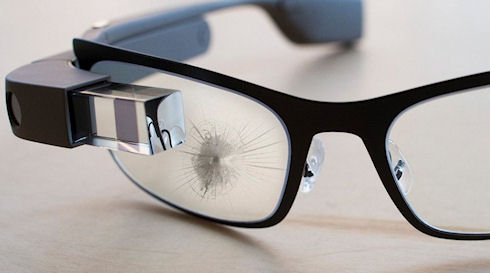 Google Glass будут созданы с нуля