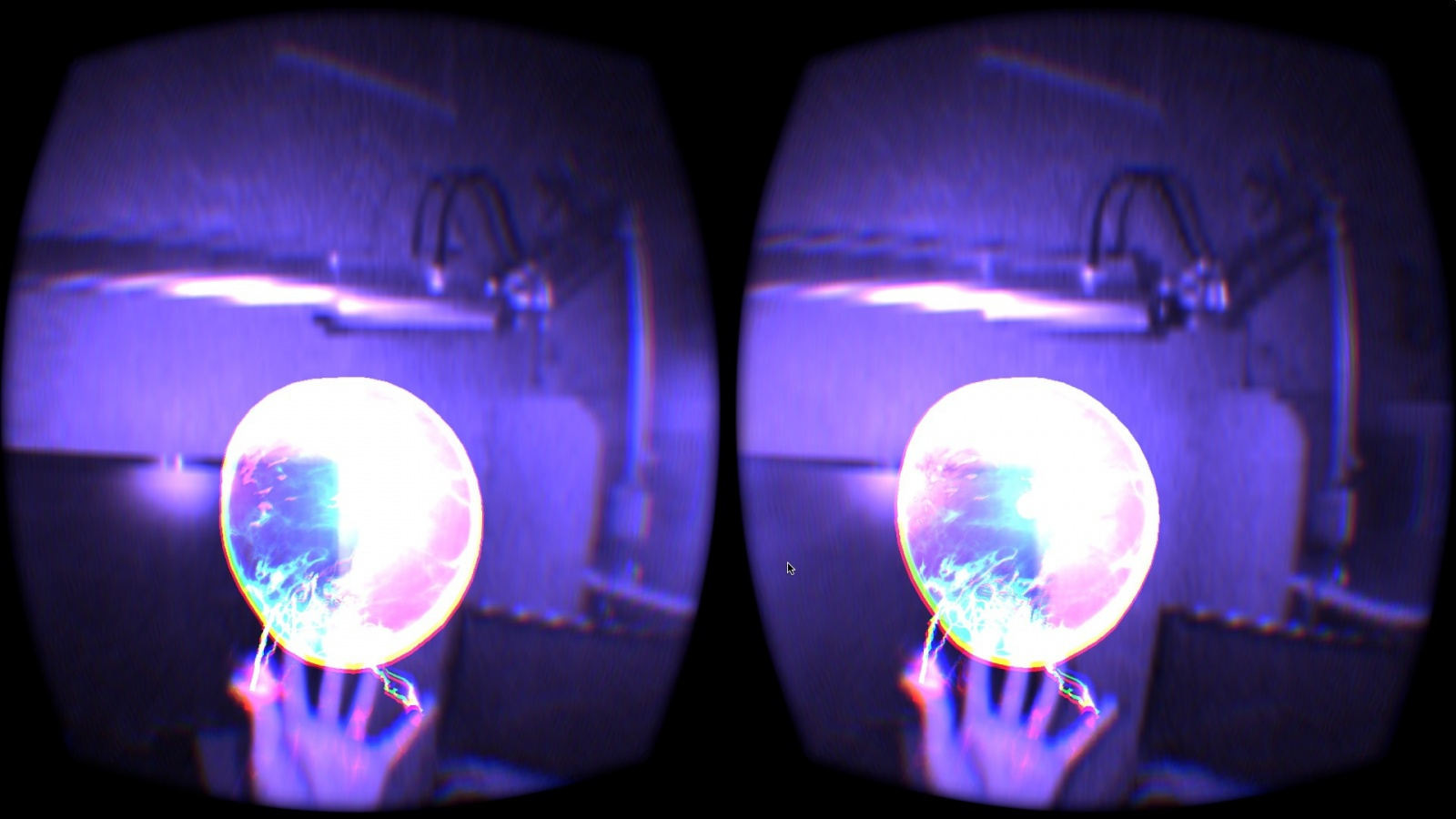 Leap Motion + VRD - 7