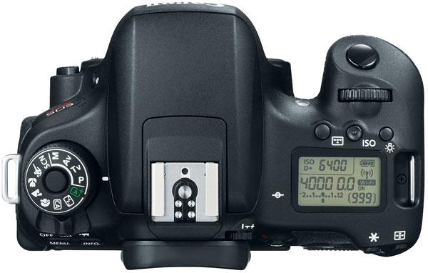 Продажи новых камер серии EOS должны стартовать в конце апреля