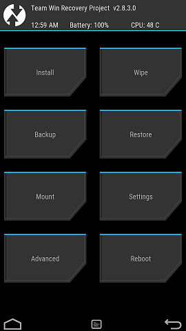 Kali NetHunter. Мобильная pentest-платформа - 9