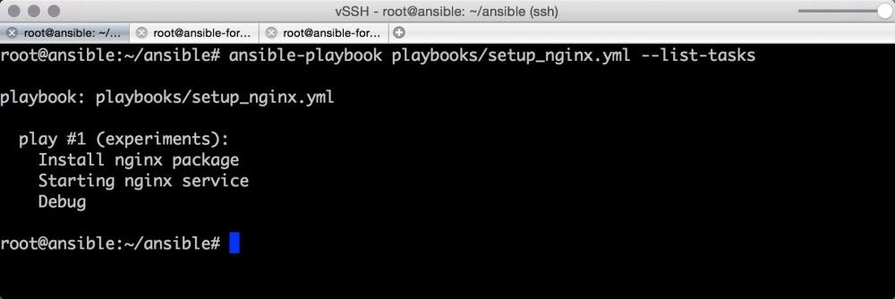 Автоматизируем и ускоряем процесс настройки облачных серверов с Ansible. Часть 2: вывод, отладка, и повторное использование playbook - 9