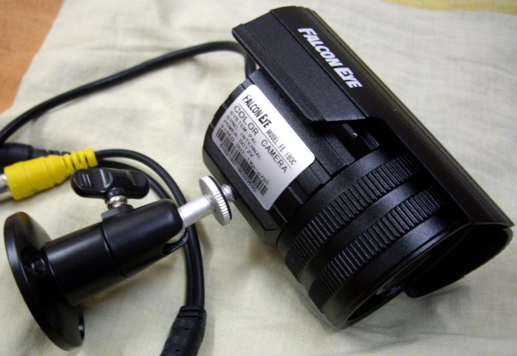 Бюджетный комплект видеонаблюдения для наружного использования - 13