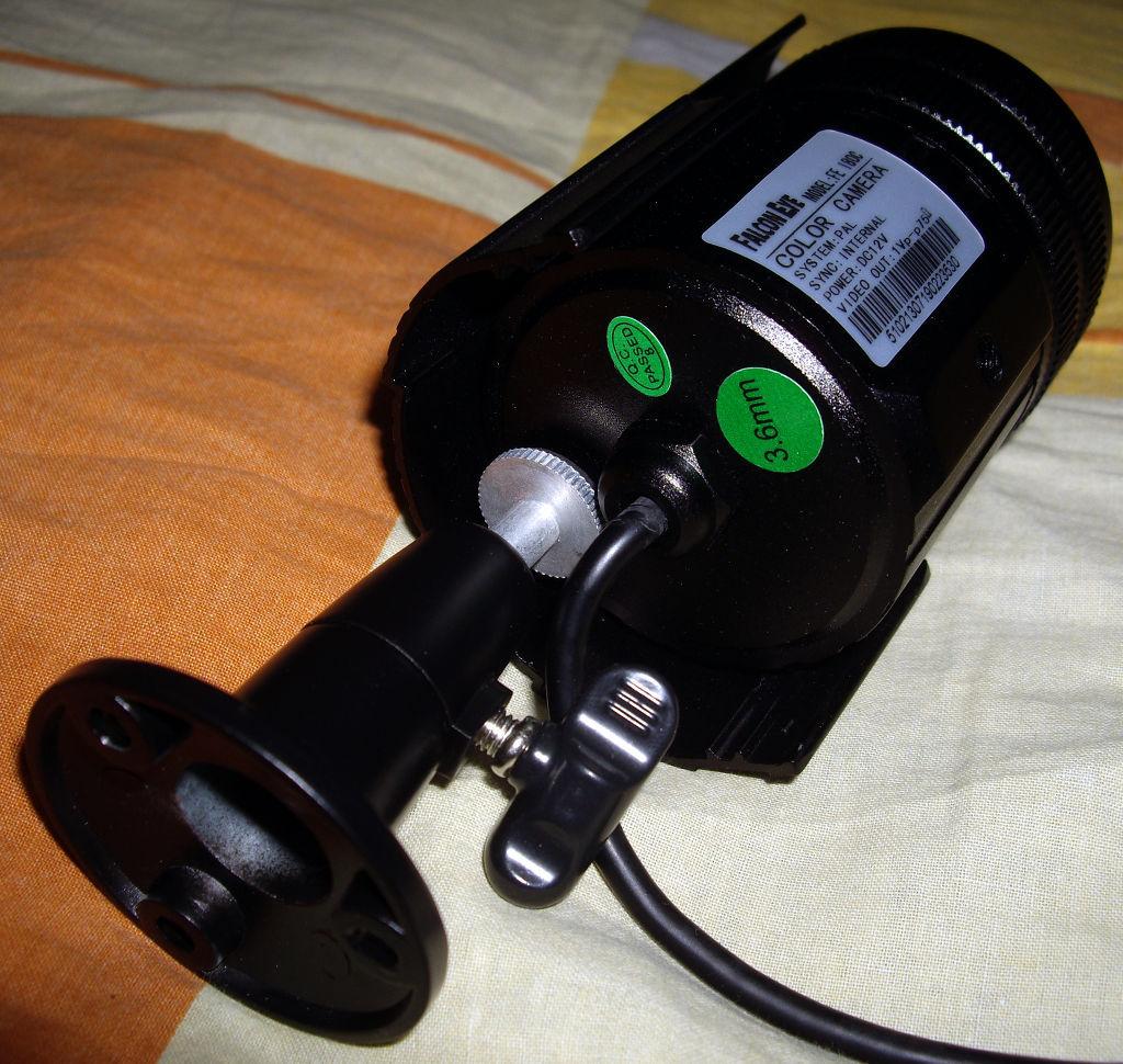 Бюджетный комплект видеонаблюдения для наружного использования - 14