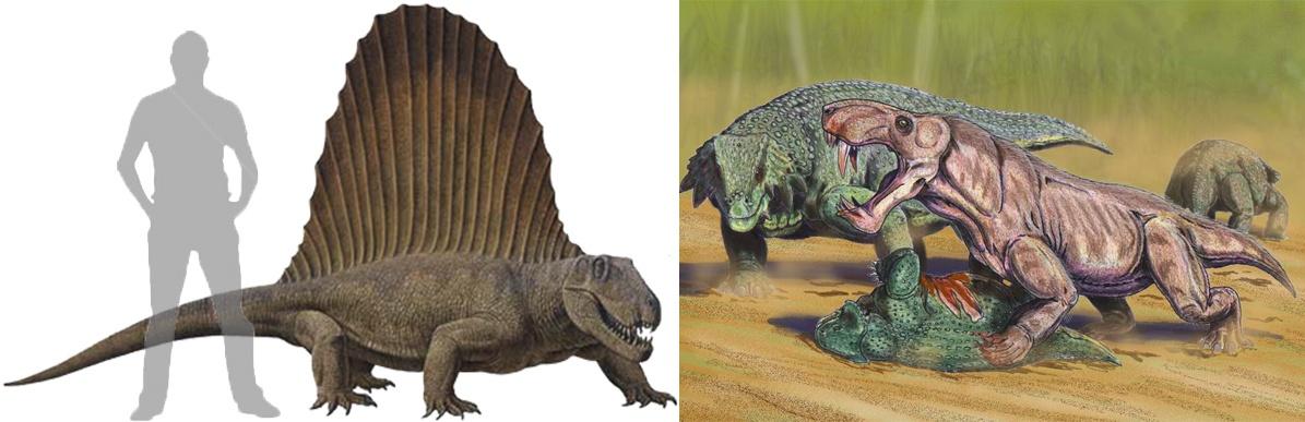 Что убило «ужасных ящеров»? О генераторах массовых вымираний - 2