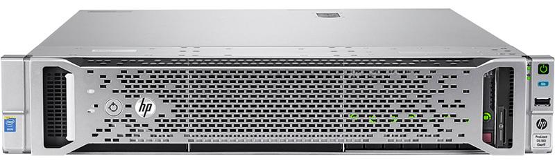 Доступные модели серверов HP ProLiant (10 и 100 серия) - 10