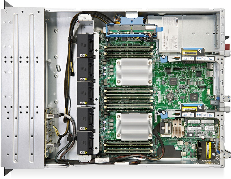 Доступные модели серверов HP ProLiant (10 и 100 серия) - 13