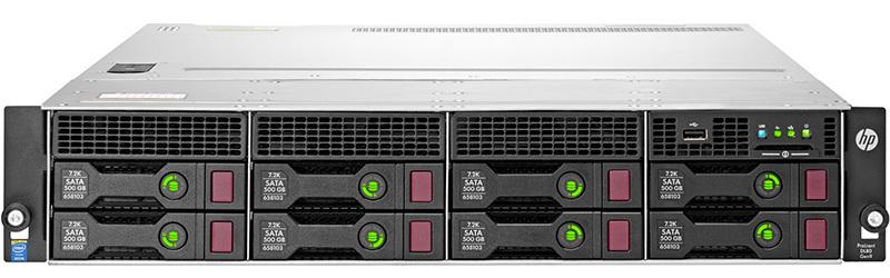 Доступные модели серверов HP ProLiant (10 и 100 серия) - 3