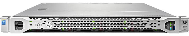 Доступные модели серверов HP ProLiant (10 и 100 серия) - 8