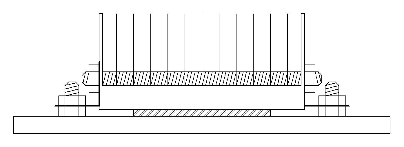 Эксперимент по постройке термоэлектрического генератора на основе элементов Пельтье - 2