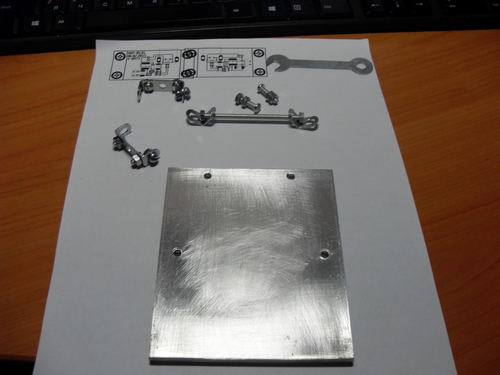 Эксперимент по постройке термоэлектрического генератора на основе элементов Пельтье - 5