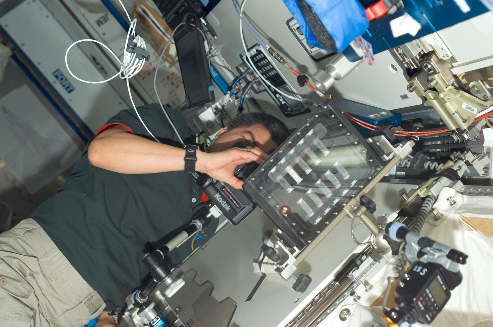 Как выглядит рабочий день на МКС - 5
