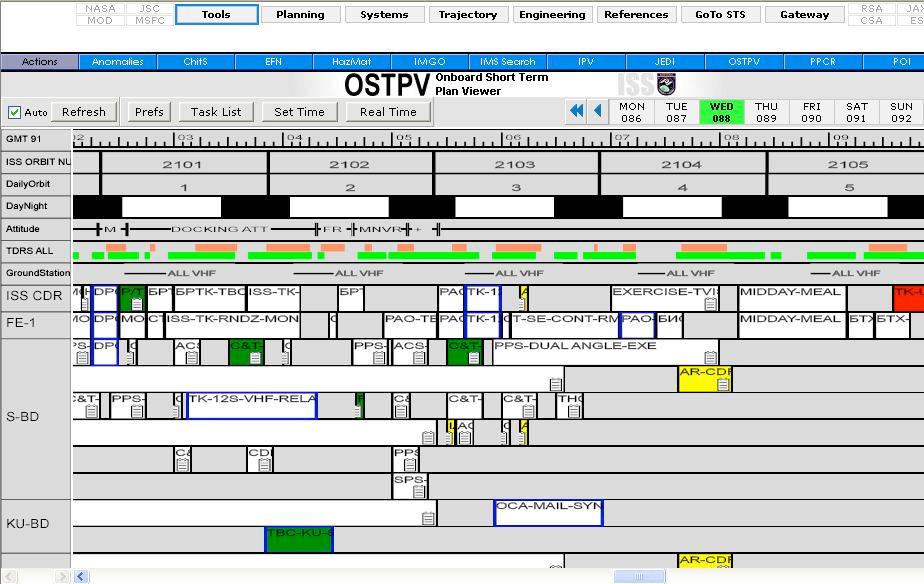 Как выглядит рабочий день на МКС - 1