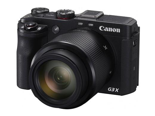 Серия Canon PowerShot G была открыта в 2000 году