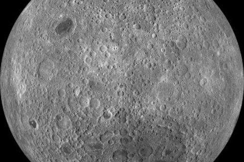 Наконец то NASA показало обратную сторону Луны (ВИДЕО)