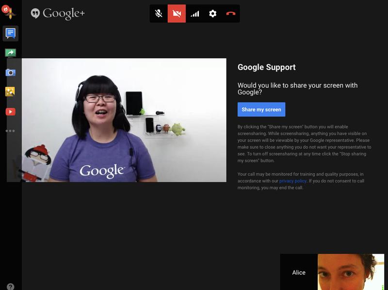 Покупателей гаджетов в Google Play проконсультируют по видеочату - 2