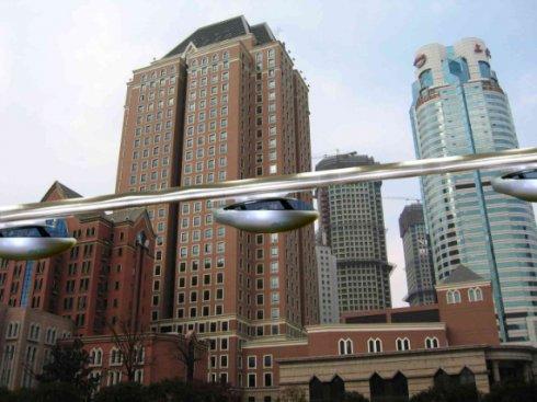 В Израиле появится воздушное такси